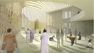 Islam-Zentrum Geplantes Islam-Zentrum in München