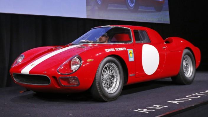 RM Auction versteigert einen Ferrari 250 LM