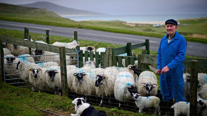 Daily Life On The Isle Of Lewis And Harris