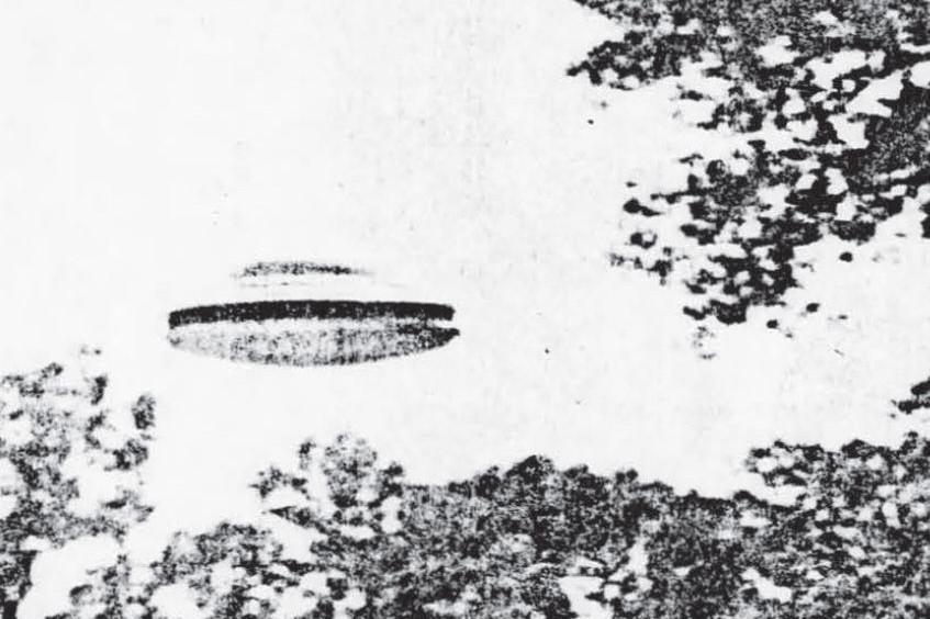 Fliegende Zylinder über Amerika