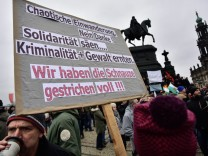 Pegida Resumes Dresden Gatherings