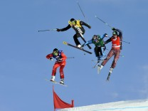 Men's Freestyle SkiCross - FIS World Cup