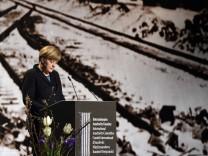 Auschwitz-Gedenkfeier