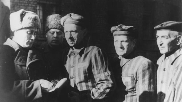 Wladimir Putin Rote Armee und Auschwitz