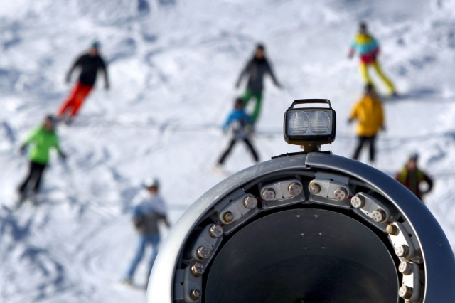 Skisaison im Skigebiet Fellhorn-Kanzelwand teilweise eröffnet