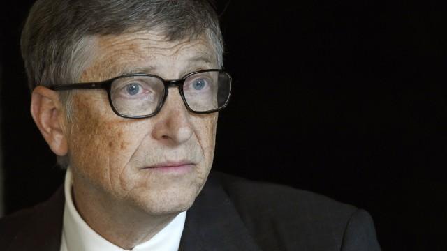 Bill Gates Bill Gates im Interview