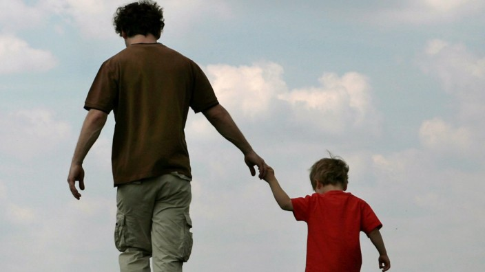 Vater und Sohn