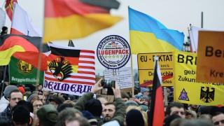 Pegida Resumes Dresden Gatherings
