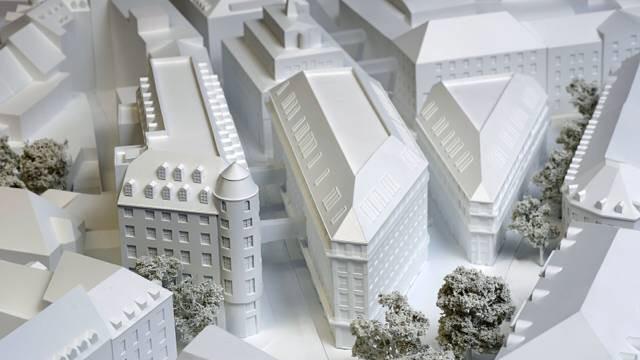 Architektur in München Moderne Architektur in München