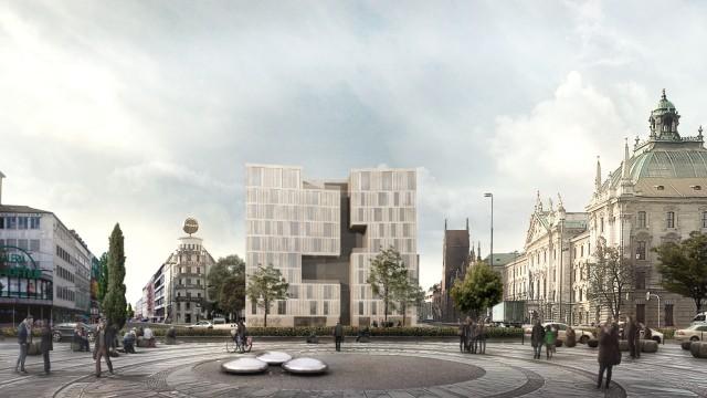 Architektur in München Umstrittene Bauvorhaben