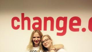 sexismus bild-zeitung kristina lunz und Sophia Becker