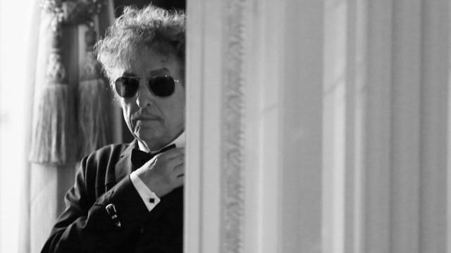 Bob Dylan im Jahr 2012 im Weißen Haus.