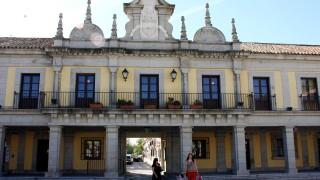 Schauplätze des Spanischen Bürgerkriegs in Madrid