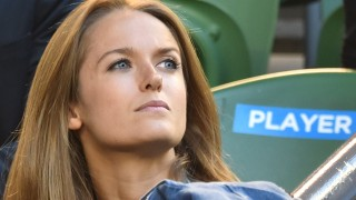 Kim Sears Andy Murry Tomas Berdych Australian Open