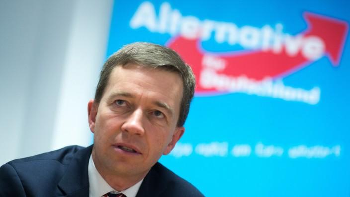 AfD-Parteichef Bernd Lucke
