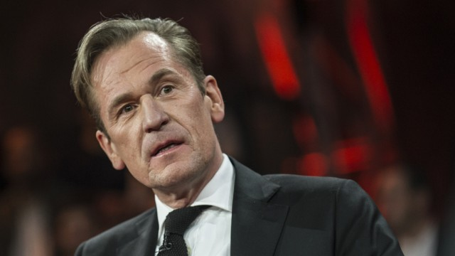 Springer-Chef Mathias Döpfner