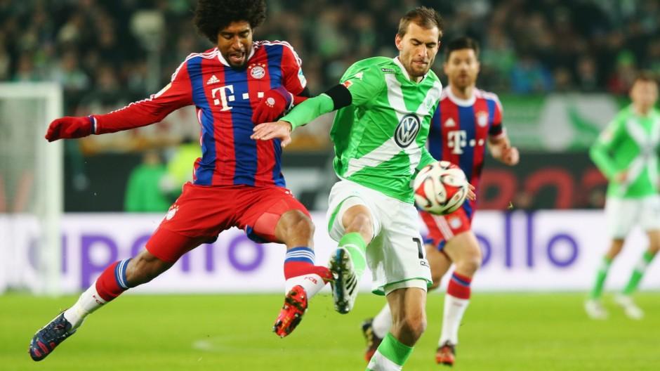 VfL Wolfsburg v FC Bayern Muenchen - Bundesliga