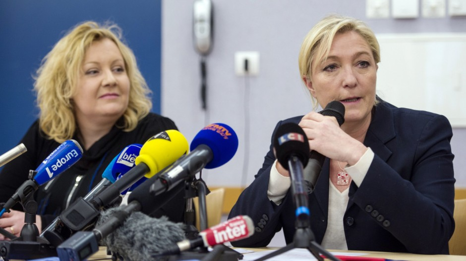 Front National Frankreich
