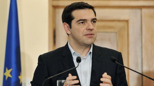 Wahl in Griechenland Streit um Griechenland-Hilfen