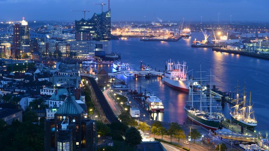 Jahresrückblick 2014 - Hamburg und Schleswig-Holstein