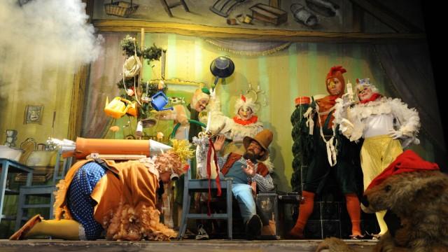 Theater Für Kinder Die Bühne Ist Gerettet München Süddeutschede