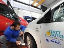 Carsharing-Anbieter Stattauto