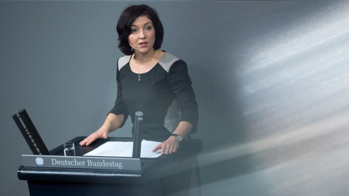 Bundestagsabgeordnete Katherina Reiche