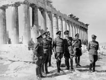 Walther von Brauchitsch in Griechenland, 1941