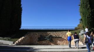 Madrid, Spanien, Tour zu Schauplätzen des Spanischen Bürgerkriegs
