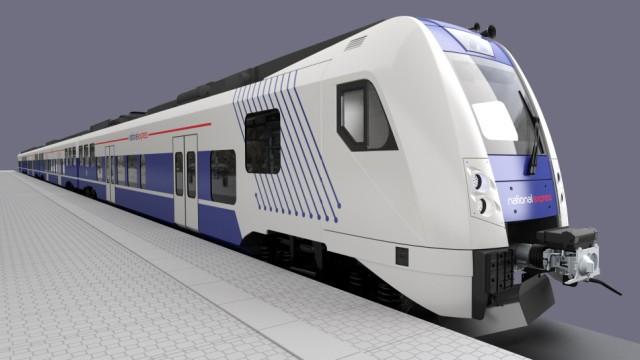 Mit Zügen des tschechischen Herstellers Škoda will der britische Betreiber National Express von Dezember 2018 an die S-Bahn rund um Nürnberg bedienen.