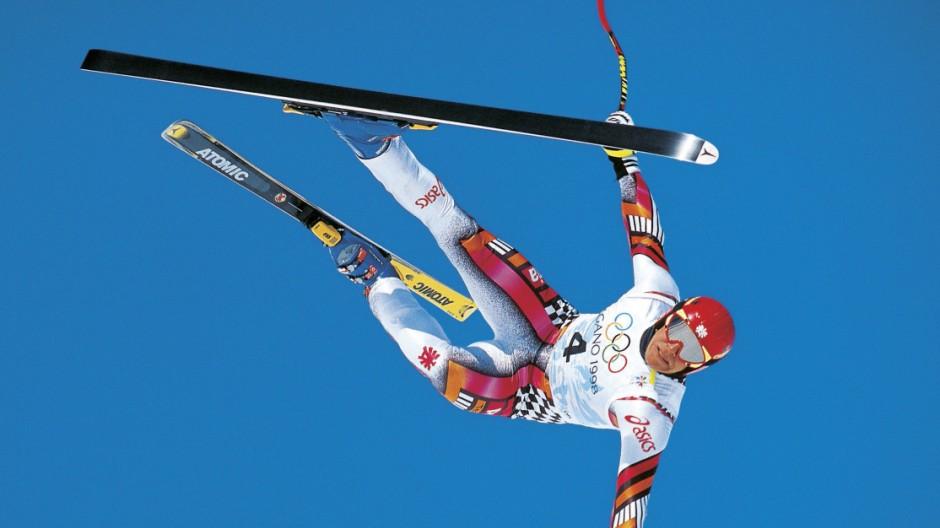 AUT Herman Maier, 1998 Winter Olympics