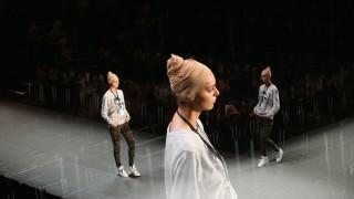 Umasan Backstage - Mercedes-Benz Fashion Week Spring/Summer 2014