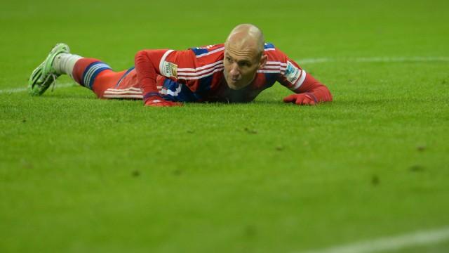 Bundesliga Bayern-Unentschieden gegen Schalke