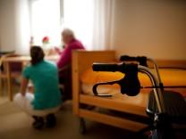 Demenz Alzheimer Behinderung