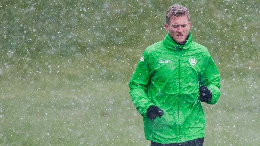 VfL Wolfsburg - Neuzugang Andre Schürrle