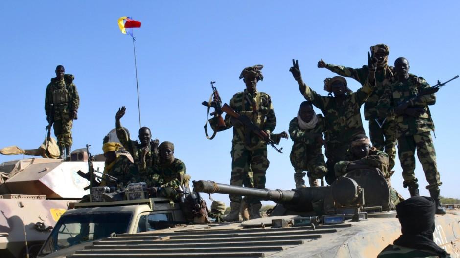Boko Haram Islamistischer Terror in Westafrika