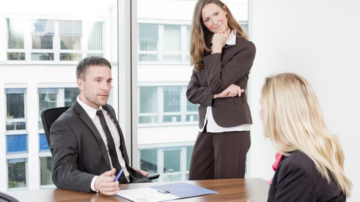 """""""Ist der Job nicht eine Nummer zu groß für Sie?"""""""
