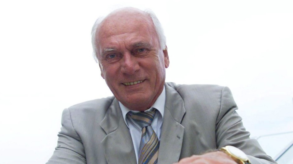 FILE - One Of Europes Most Successful Football Coaches Udo Lattek Has Died Aged 80