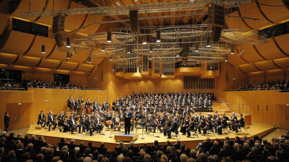 Konzertsaal-Debatte Konzertsaal-Debatte um Gasteig