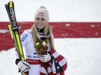 Ski WM Lindsey Vonn