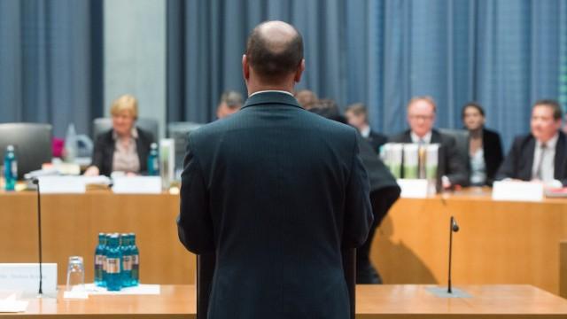 Untersuchungsausschuss zur Edathy-Affäre