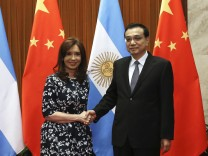Cristina Fernandez de Kirchner, Li Keqiang