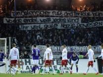 Erzgebirge Aue - RB Leipzig