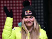 Lindsey Vonn Ski-WM