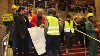 Konzertsaal-Debatte Ärger über Konzertsaal-Entscheidung