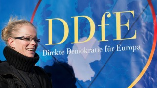 Kathrin Oertel DDfE Pegida Schleswig-Holstein