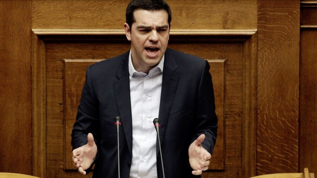 Policy statements of the Greek government