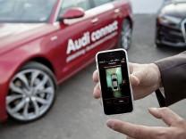 Audi demonstriert autonomes Fahren bei der CES 2015