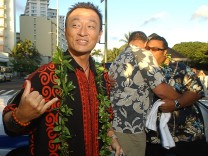 Begrüßung, Reiseknigge, Begrüßungsgesten, Rituale, Shaka, Hawaii