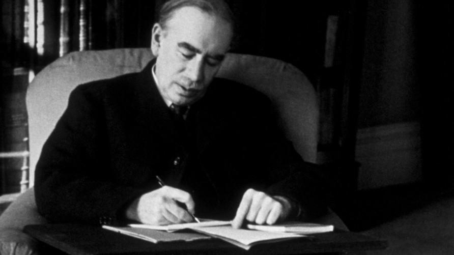 Erster Weltkrieg Und Versailler Vertrag Keynes Warnungen